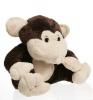 Cherry Belly - hřejivá plyšová hračka Opička