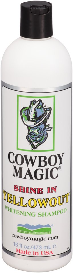 COWBOY MAGIC YELLOWOUT SHAMPOO 473 ml