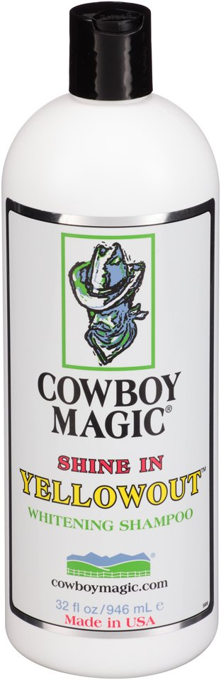 COWBOY MAGIC YELLOWOUT SHAMPOO 946 ml
