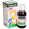 Robitussin Junior suchý drážd. k. por. sir. 100ml-75ml