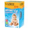 LEROS BABY Dětský čaj Nachlazení n. s. 20x2g