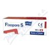 Fixopore S sterilní náplast 5x7. 2cm 100ks