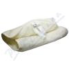 VOS 34 Ledvinový pás MERINO s gum.  pásky 65x35cm