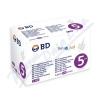 Inzulinové jehly BD 0. 25x5mm (31G) 100ks
