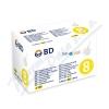 Inzulinové jehly BD 0. 30x8mm (30G) 100ks