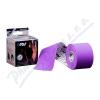 ARES kinesiology tape 5cm x 5m fialová