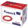 Fixopore S sterilní náplast ovál 6. 5x9. 5cm 50ks