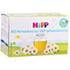 HiPP ČAJ SÁČK. BIO Heřmánkový čaj 20x1. 5g