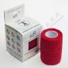 KineMAX Cohesive elast. samofix. 7. 5cmx4. 5m červ.