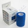 KineMAX Cohesive elast. samofix. 7. 5cmx4. 5m modré