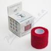 KineMAX Cohesive elast. samofix. 5cmx4. 5m červené