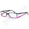 Brýle čtecí American Way +2. 50 fialové 6154