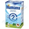 Humana 2 pokračovací výživa po 6.měsíci 600g