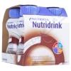 Nutridrink s příchutí čokoládovou por. sol. 4x200ml