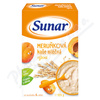 Sunar mléčná kaše meruňková 225g