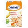 Sunar mléčná ovocná kaše s 8 cereáliemi 225g