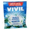 Vivil Extra silný mentol + vit. C bez cukru 80g