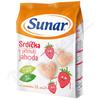 Sunárek -Sunarka dětský snack jahodová srdíčka 50g