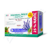 HerbalMed past Dr.Weiss bez cukru Šalv+žen+C 24+6
