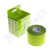 KineMAX SuperPro Ray.  kinesiology tape zele. 5cmx5m