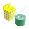 KineMAX SuperPro Cot.  kinesiology tape zel. 5cmx5m