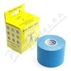 KineMAX SuperPro Cot.  kinesiology tape modr. 5cmx5m