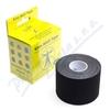 KineMAX SuperPro Cot.  kinesiology tape čern. 5cmx5m