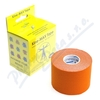 KineMAX SuperPro Cot.  kinesiology tape oran. 5cmx5m
