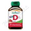 JAMIESON Vitamín D3 Kids jahoda cucací tbl. 100 - výprodej exp.  31. 12. 2018
