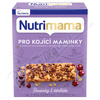 Nutrimama cereál. tyčinky brusinky&čokoláda 5x40g