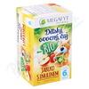 Megafyt Dětský ovocný čaj jablko a inul. BIO 20x2g