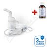 Inhalátor kompr.  OMRON C803 lehký tichý přenosný