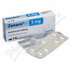 Zenaro 5 mg por. tbl. flm.  14IV x5mg