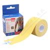 Tejp. páska FIXAtape Kinesio Stand. 5cmx5m žlutá