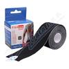 Tejp. páska FIXAtape Kinesio Stand. 5cmx5m černá