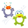 BRIGHTSTARTS Kousátko Dancing Teether Friends 3m+