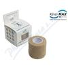 KineMAX Cohesive elast. samofix.  2. 5cmx4. 5m tělové