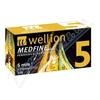 Jehly WELLION MEDFINE PLUS inz. pera 31Gx5mm-100ks