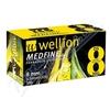 Jehly WELLION MEDFINE PLUS inz. pera 30Gx8mm-100ks