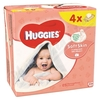 HUGGIES Soft Skin Quatro 56x4ks
