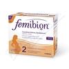 Femibion 2 s vit.  D3 bez jódu tbl. 60 + tob. 60