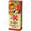 Kubík 100% červený mix ovoce 200ml TP