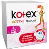 KOTEX Tampony Active Super 8ks