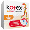 KOTEX Tampony Active Normal 8ks