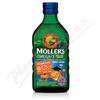 Mollers Omega 3 Ovocná příchuť 250ml