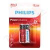 Baterie Power Alkaline AA PHILIPS LR6P2B-10 2ks