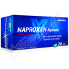 Naproxen Apotex 220mg cps. mol.  20