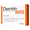 Detritin 2000 IU Vitamin D 60 tablet
