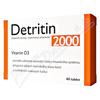 Detritin vitamin D 2000 IU tbl.60