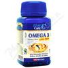 VitaHarmony Omega 3 extra DHA tob. 180
